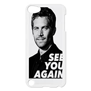 DDOUGS I Fast and Furious 7 DIY Cell Phone Case for Ipod Touch 5, Discount I Fast and Furious 7 Case