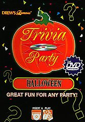 Trivia Party Halloween [DVD] [Import]