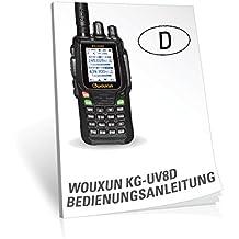 Wouxun Teleskopantenne KG-UV8D FM 136-174 MHz/ 400-480MHz Audio & Video Zubehör Auto-Elektronik Zubehör