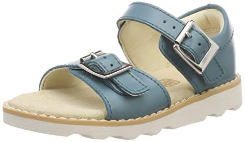 70195b358c57 Clarks Girls  Crown Bloom T Sling Back Sandals