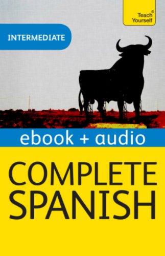 Complete Spanish (Learn Spanish with Teach Yourself): Enhanced eBook: New  edition (Teach Yourself Audio eBooks)