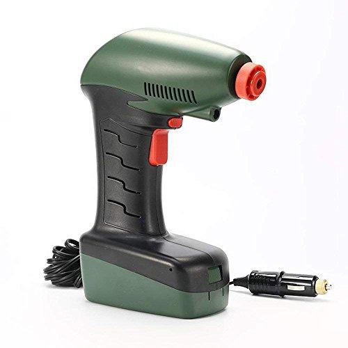 ANFAY Reifen Aufpumpen Kompressor Auto Reifenpumpe Tragbaren Elektrische Digitale Lcd Für Fahrrad Reifen Bälle Schwimmringe Spielzeug,Charging (Fahrrad Luft-pumpe Portable)