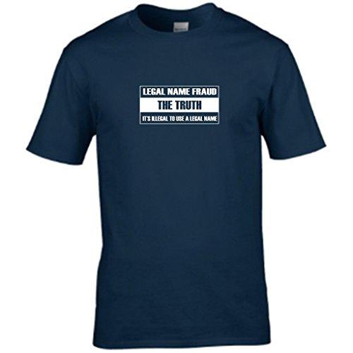 S Tees  Herren T-Shirt Navy