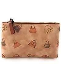 56a89535f0 Amazon.it: Loristella - Pochette e Clutch / Donna: Scarpe e borse