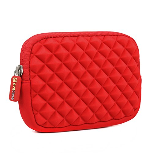 evecase-universal-anti-shock-diamond-pattern-portable-neoprene-carrying-sleeve-case-with-front-zippe