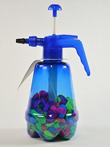 """Pumpflasche mit 300 Wasserbomben 30x18,5x13cm \""""Top Qualität\"""""""