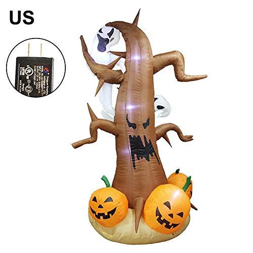 Campinery Aufblasbare Geisterpuppe, Halloween Deko Requisiten Für Festveranstaltungsorte 2.4m hot sale (Kinder Transformatoren Kostüm)