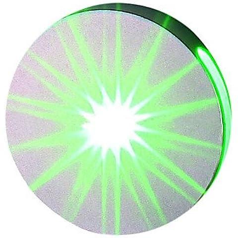 1W moderna luce a led con dispersione