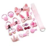Best Hair Bows - BabyMoon 18Pcs/Set Mix Style Headwear Set Children Accessories Review