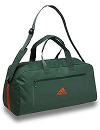 adidas S99904 Sac de Sport Mixte Adulte, Vert, Taille M