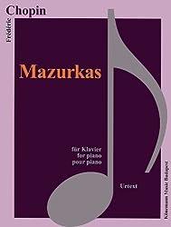 Partition - Chopin - Mazurkas - pour piano