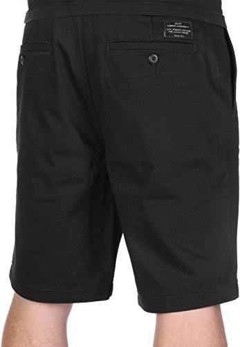 Levis Skate Work Short Black Nero