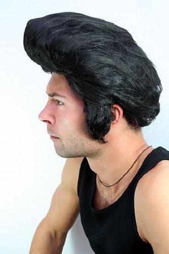 Wig-me-up-LM-706-P103A195-Peluca-Rockabilly-Elvis-Fonz-aos-60-RocknRoll