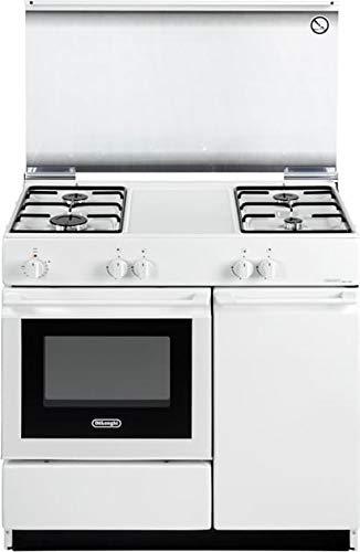 De Longhi SEW 8540 NED Linea Smart - Cocina de gas con...