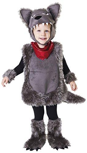 Imagen de my other me  disfraz de pequeño lobo, 5 6 años viving costumes 203727