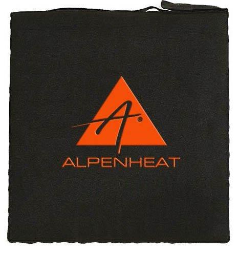 Alpenheat Aj17 Coussin chauffant Noir