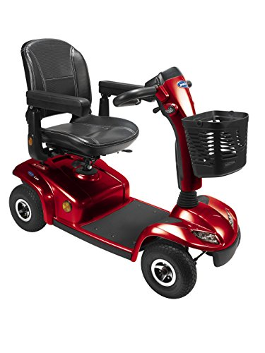 Invacare Leo Ruby Red (base model)