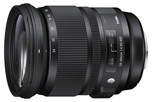 Sigma 635955 Obiettivo, 24-105mm-F/4.0 -AF DG OS, HSM, Attacco...