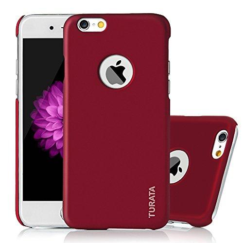 Funda iPhone 6 - TURATA carcasa Cover Case Calidad Pintado de Superficie Anti-deslizante Pintura de Cuatro Niveles Diseñado para Apple iPhone 6 (4.7
