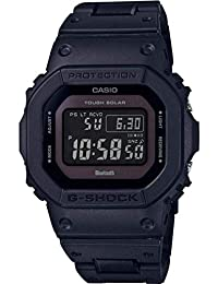 Casio Mens Digital Quartz Watch with Resin Strap GW-B5600BC-1BER