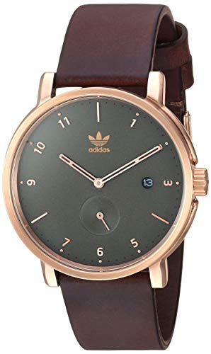 adidas Strap Uomo Orologi District_Lx2.Horween In Pelle, 20 Mm Larghezza...