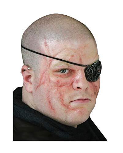 n Scar Liquid zur Narbenbildung als Spezial Make-up Effekt ()