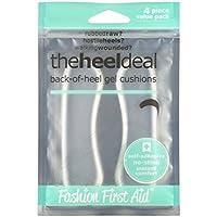 Fashion First Aid: The Heel Deal: Fersen-Schutz Fersenkissen Fersenpolster zur Vermeidung von Reibungen und Blasen preisvergleich bei billige-tabletten.eu