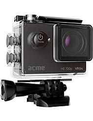 Image of Acme Made VR04 - Cámara deportiva (Tarjeta de memoria, Ión de litio, 1280 x 720 Pixeles, AVI, M-JPEG, 720p, Micro-USB)