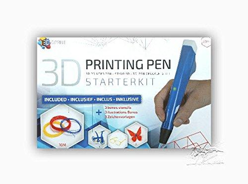 Crayons pour dessins à main levée 3D Printing Pen Stylet, 3d Impression 3D PLA Filament gratuit