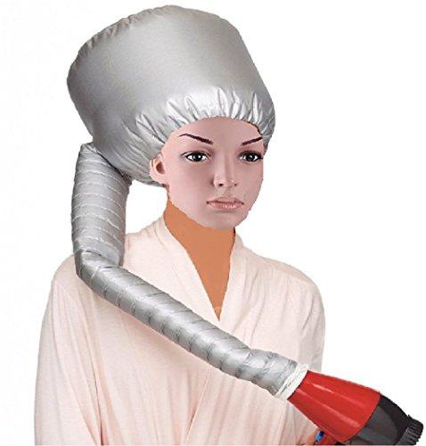 Cuffia casco termica per capelli attacco per phon portatile asciugacapelli professionale per parrucchiere-tempo di saldi®