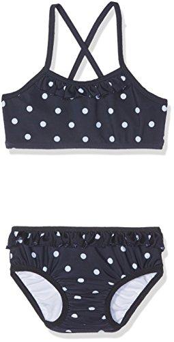Baby Blue Bikini (NAME IT Baby-Mädchen Nitzarina Bikini W Shield MZ Mehrfarbig (Dress Blues), 86 (Herstellergröße: 86-92))