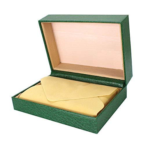 ROUHO Grüne Flip-Uhr-Box-Anzeigebox Für Rolex (Box Rolex)