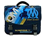 Cartable OLYMPIQUE DE MARSEILLE 41cm 2 Compartiments