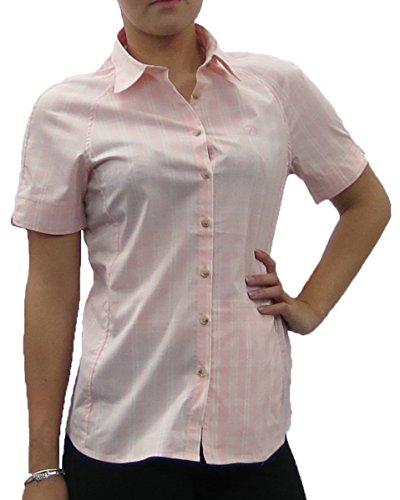 FJÄLLRÄVEN Travel Marula Check Damen Reise u. Outdoor Hemd Bluse Kurzarm, Größe:XS