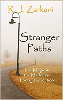 Stranger Paths: The Magic in the Madness Poetry Collection (English Edition) di [Zarkani, R.J.]