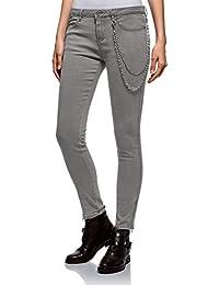 Amazon.fr   oodji Ultra - Jeans   Femme   Vêtements 929da3dacbed
