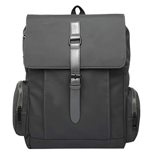 HDUFGJ Backpack Damen Studenten Lässiger Daypacks Schüler Bag für Wandern Männer und Frauen Freizeit Mode große Kapazität Schultern Tasche Reiserucksäcke