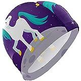 Eternity Bliss Nuotatori Rainbow Unocarn Cartoon Magic Clouds Stars Moons for Adult Men Women Youth Girls Boys