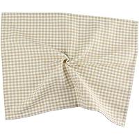 Uzanesx Manteles Individuales de Lino Lavables Antideslizantes Resistentes a Las Manchas, manteles de Mesa de