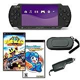 SONY PSP-3000-MEGA-HOLID-BNDL Mega Urlaub Bundle mit 2 Spielen und Mehr