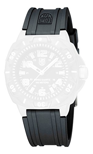 Luminox 0200, 20 mm, Pu, Bl, Steel, FP020021Q1