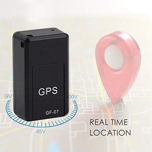 MxjeeioMini GPS Tracker Localizador GPS Rastreador de Voz magnético GPS Antirrobo de...
