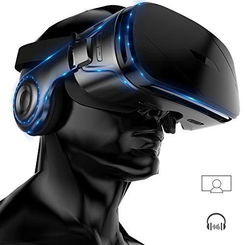 Auriculares VR, Gafas 3D Auriculares realidad virtual