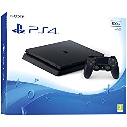 playstation 4 500 gb d chassis slim grand theft auto v gta v videogiochi. Black Bedroom Furniture Sets. Home Design Ideas