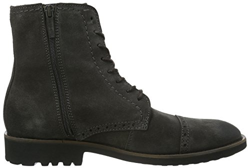 Marc O'Polo Bootie, Bottes homme Gris (Dark Grey 930)