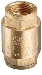 Clapet anti-retour laiton - F 11/4 - Europa - Itap