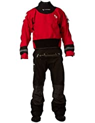 Typhoon Multisport 4 Four LATEX SEAL Drysuit + Con Zip Including UNDERFLEECE 100140 Sizes- - XXLarge