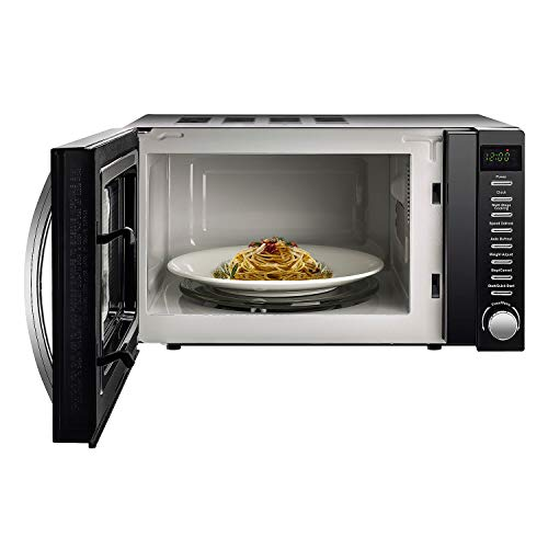 41NF5MMws6L. SS500  - VYTRONIX VY-HMO800 Digital Microwave Oven 800W 20L 5 Power Levels Freestanding Solo Black
