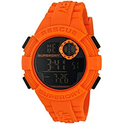 Mens Superdry Radar Chronograph Watch SYG193O