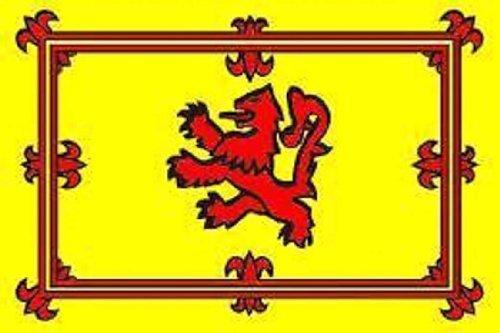 Preisvergleich Produktbild Scotland Lion 3X5 Feet Flag Scotland Lion Flag by Flag